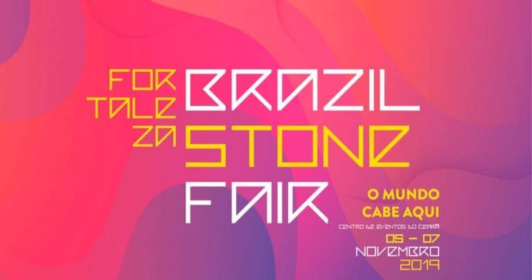 Centrorochas terá estande na Fortaleza Brasil Stone Fair 2019