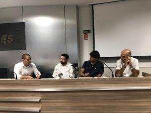 Centrorochas participa de construção do modelo para desestatização da Codesa