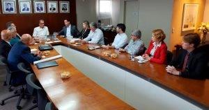 Entidades exportadoras do Espírito Santo buscam melhorias no sistema portuário capixaba