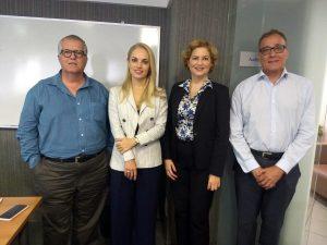 Centrorochas participa de reunião para atualização sobre operações de importação e exportação