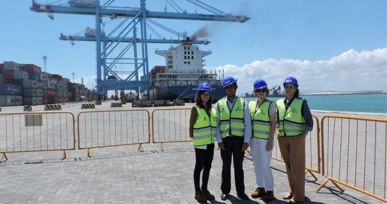 Centrorochas visita ZPE no Ceará para entender benefícios que o setor pode ter com a ZPE de Aracruz
